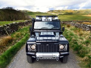 Modified Land Rover of the Year