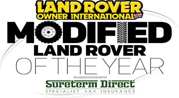 REVEALED: Modified Land Rover Owner competition shortlist